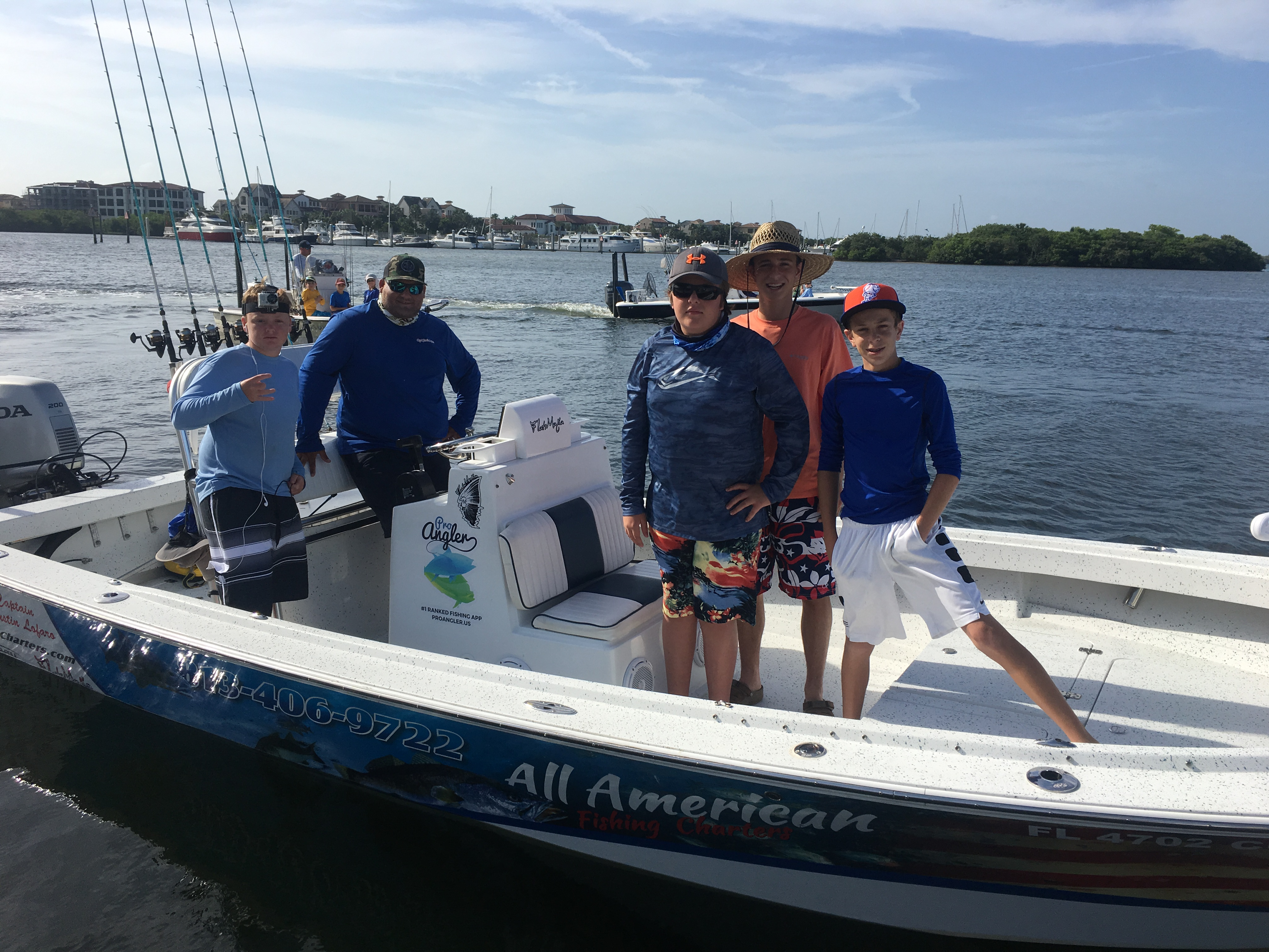 Staff guides florida fantasy fishing camp for Florida fish camps