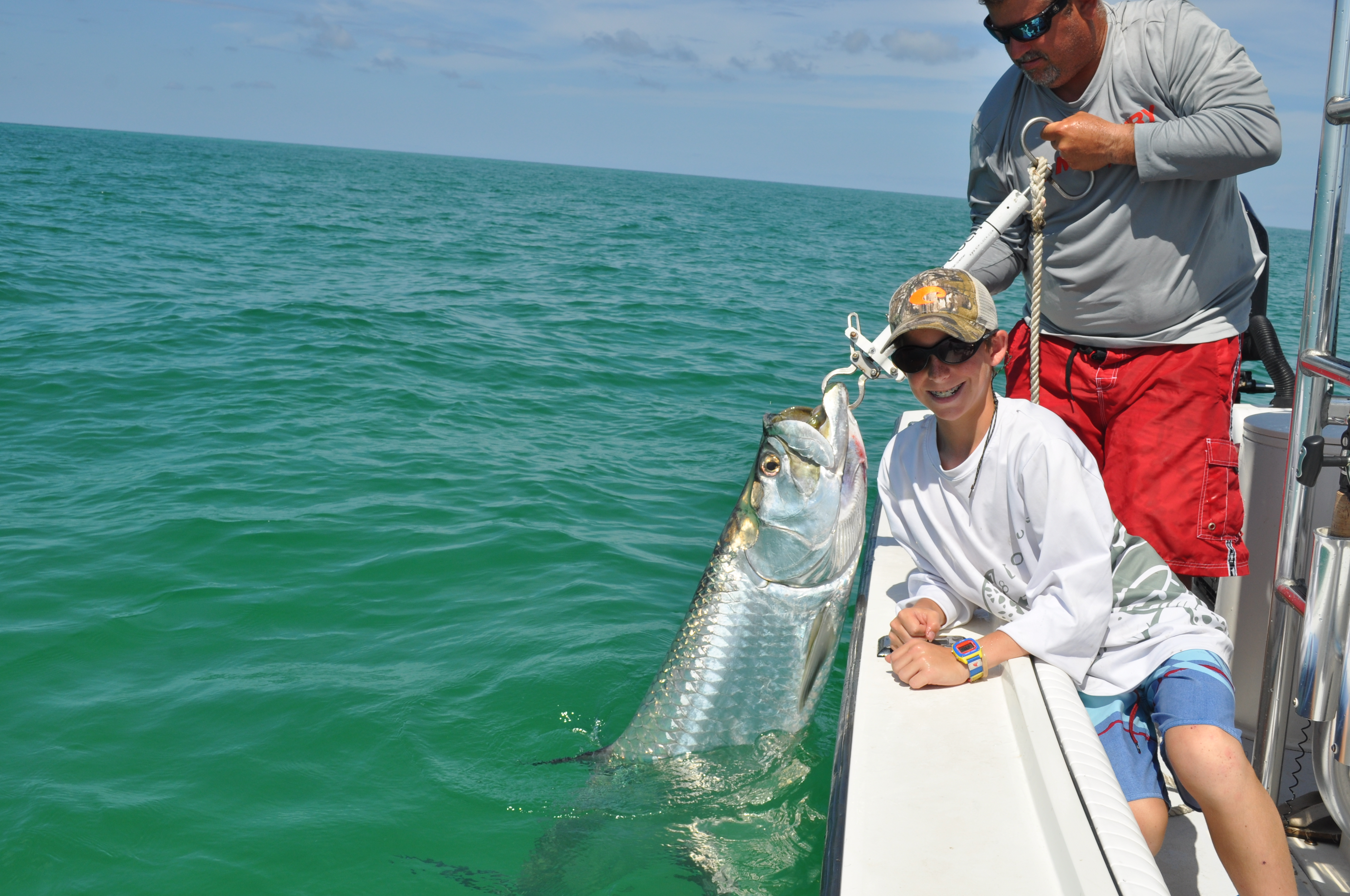 Summer schedule florida fantasy fishing camp for Florida fish camps